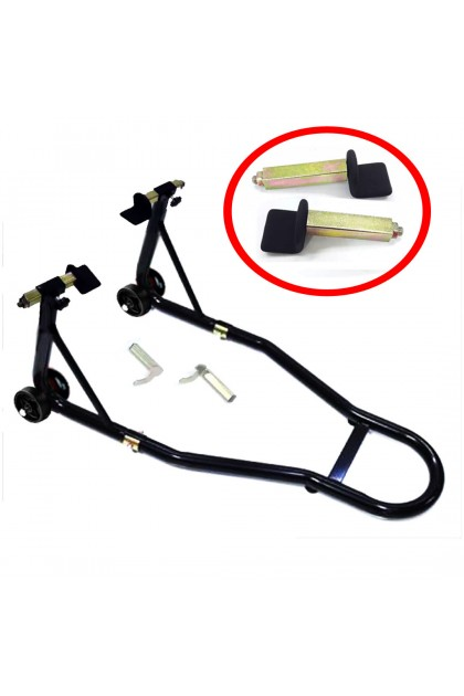 Paddock Stand Universal Complete C-Hook & L-Hook